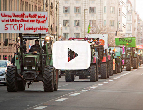 "IFOAM Organics International Premiers Film ""WE UNITE"" about the Fight for a Better Food System"